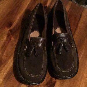 Beautiful Born slip on shoes size 7.5, never used